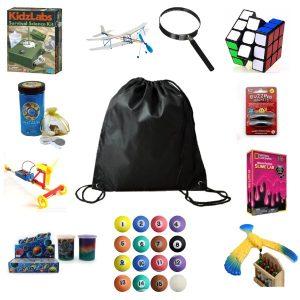 Educational & STEM Toys Gift Bag for Christmas