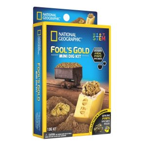 National Geographic Impulse Mini Dig Fool's Gold