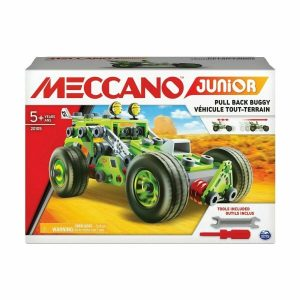 Meccano Junior Deluxe Race car assorted
