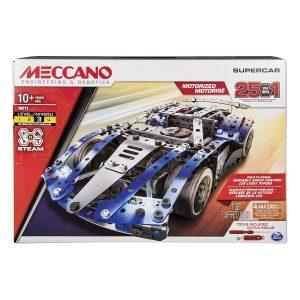 Meccano Multi Model 25 - Supercar