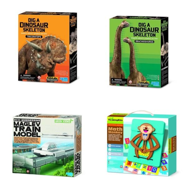 4M Exploration Toys Multipack