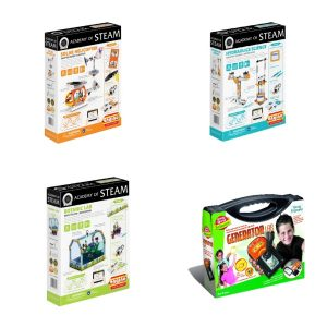 Engino Academy of STEAM Multipack