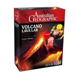Australian Geographic Volcano Lava Lab