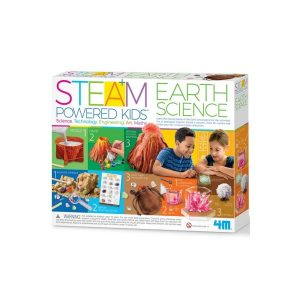 4M STEAM Powered Kids - Earth Science