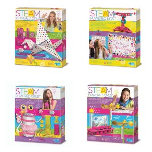 Steam Powered Multipack for kids